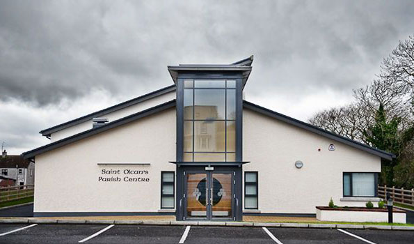 St Mary's New Parish Centre Featured Image
